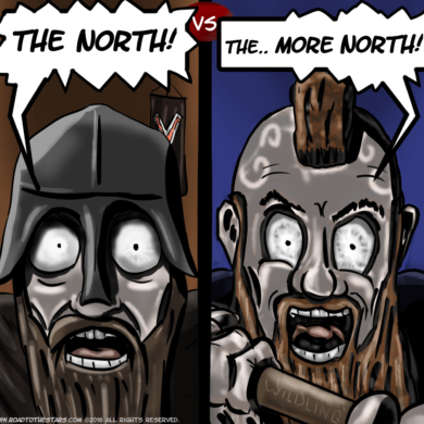 The North vs the More north6